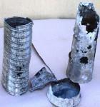 Разрушение стальных дымоходов