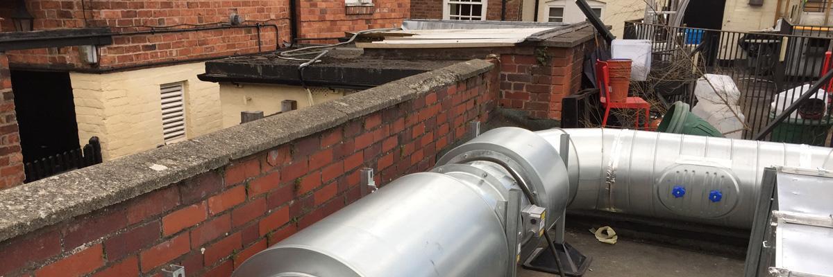Как сделать выбор: ремонт старой или постройка новой вентиляции?