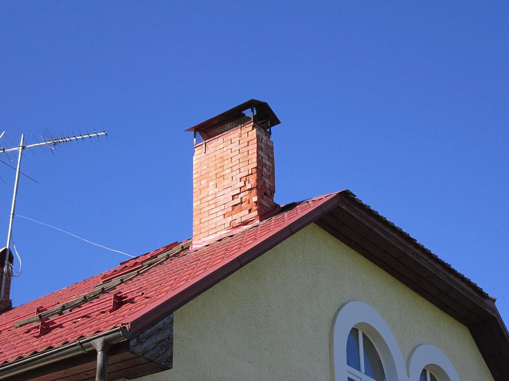 Утепление дымохода – решение проблемы с конденсатом