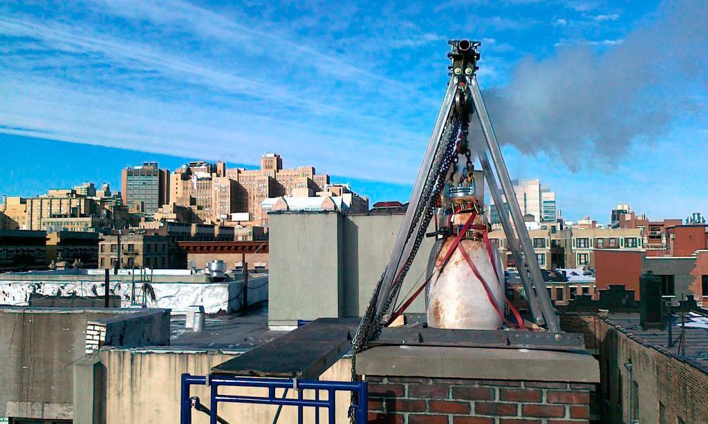 Как избежать проблем, если не делать утепление дымохода котла?