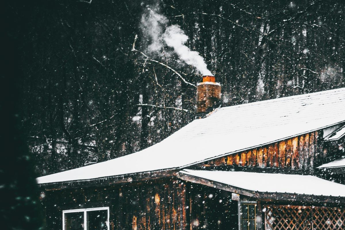 Готовь дымоход к зиме!