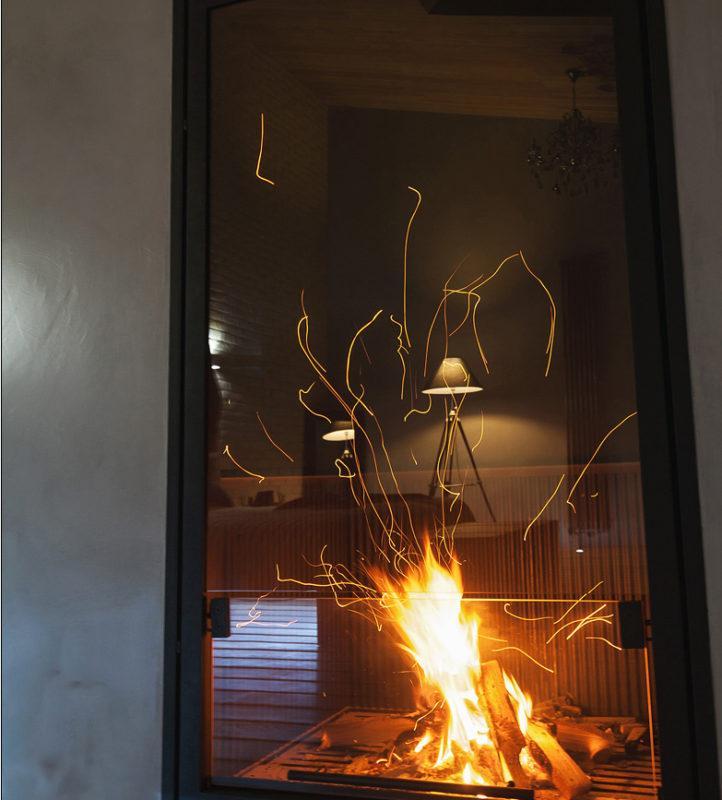 Ремонт кирпичных дымовых труб по современной технологии ФуранФлекс