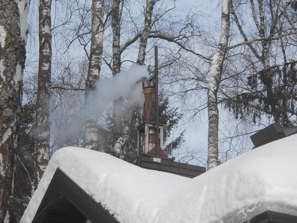 Что делать, если прогорел дымоход или появилась трещина?