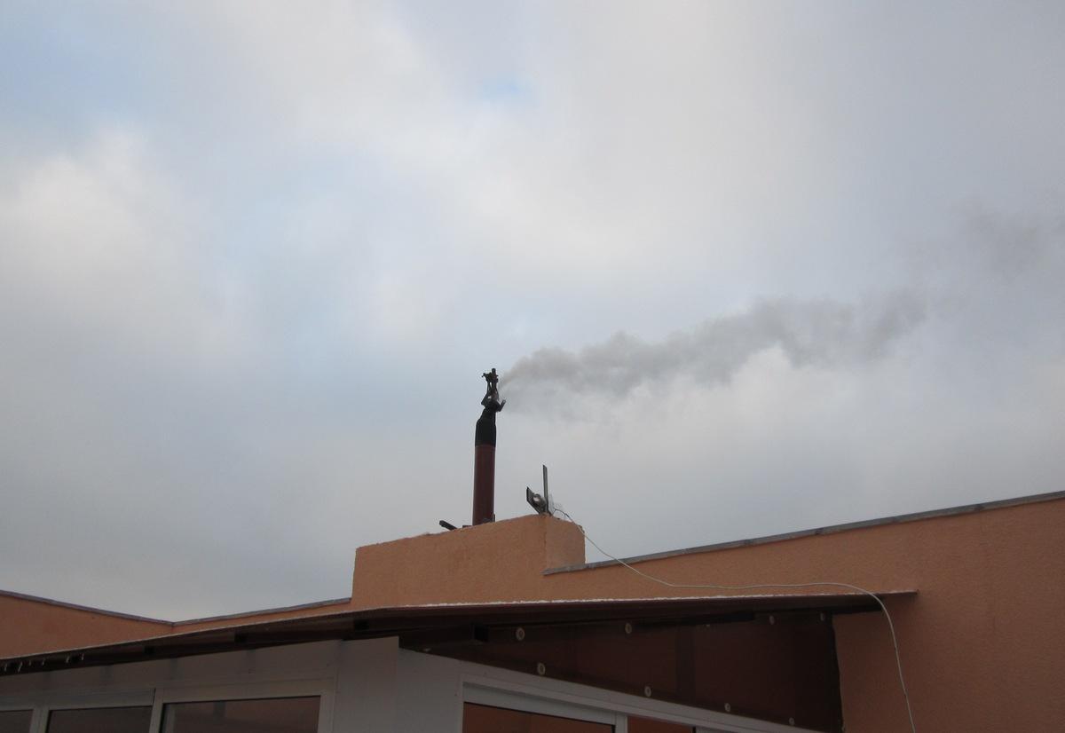 Зачем утеплять дымоход газового котла
