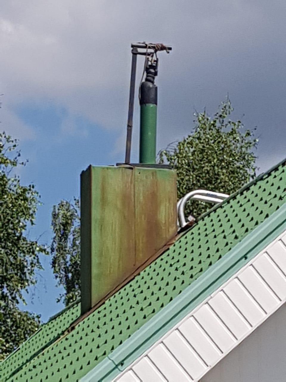 Основные тонкости гильзования дымоходов рукавами Furanflex